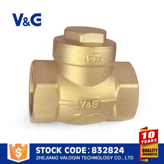 Thread Brass Swing Check Valves (VG12.04033)