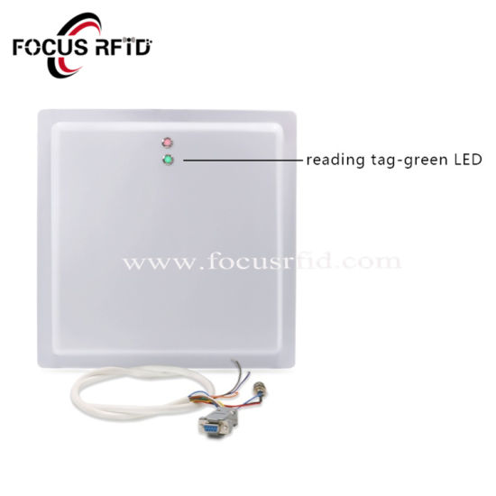 Access Control UHF RFID Reader with Wiegand 26/34 TCP/IP Port