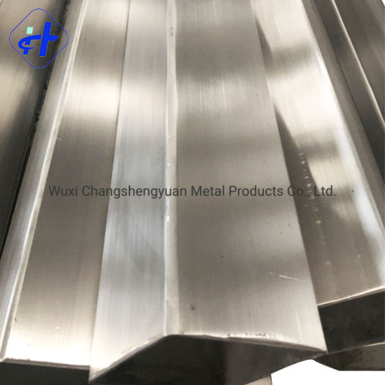 ASTM AISI 304, 304L, 310, 310S, 316 Stainless Steel Angle Bar