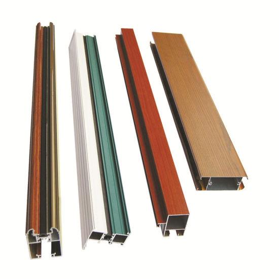 Wholesale Custom Aluminum Profiles for Doors and Windows