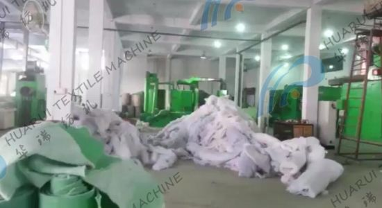 Whole Production Line Machine to Make Sanding Hand Pad