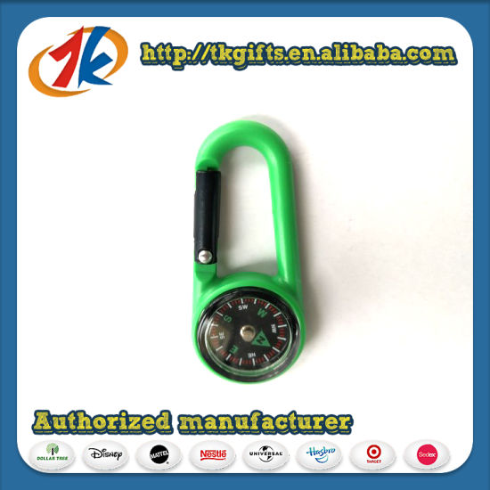 Novelty Plastic Key Holder with Compass Toy pictures & photos