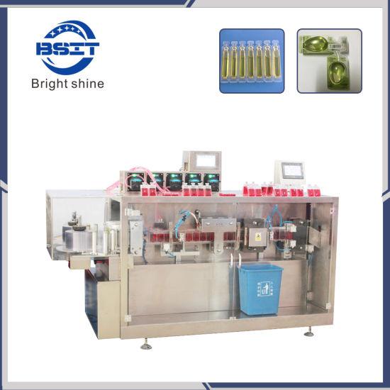 10% off Dsm Hot Sale Plastic Ampoule Liquid Forming Filling Sealing Machine for Electronic Cigarette Oil