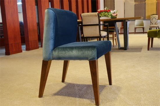 Blue Low Back Single Dining Chair pictures & photos