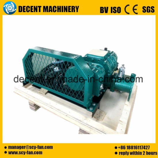 China Hexa Single/Double Oil Tank Lobes Roots Blower/Pump  - China