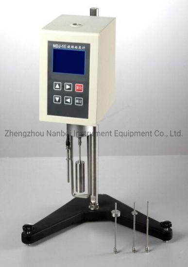 Digital Rotational Viscometer Measure Viscosity of Liquid