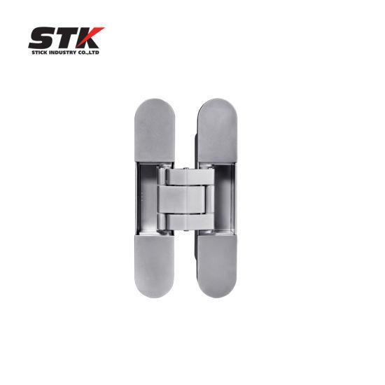 Custom Zinc Hidden Hinges for Aluminum Doors