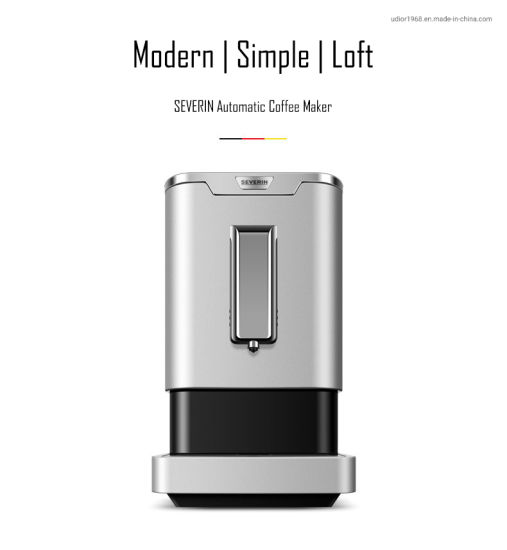 Severin Full-Automatic Coffee/Espresso Maker -- Modern and Functional with German Technology