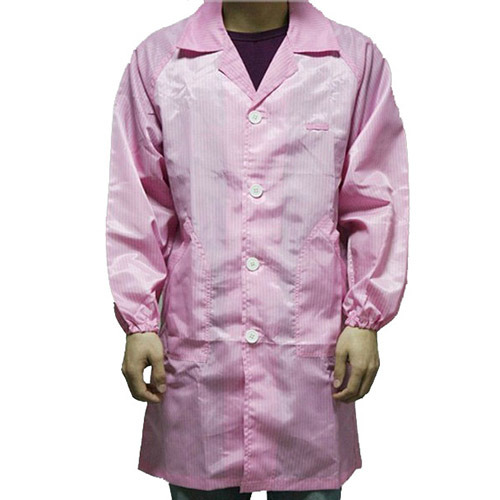 Industrial Working Cleanroom Clothing Antistatic Smock pictures & photos