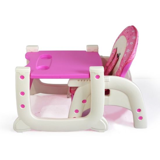 European Standard Plastic Baby High Chair (CA-HC550) pictures & photos