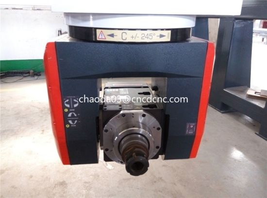 Jc-5axis CNC Machine Center CNC Millling Machines for Sale pictures & photos