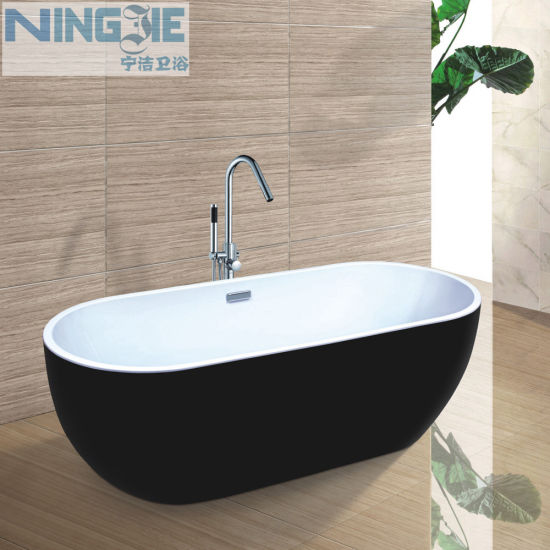 China Morden Acrylic Bathroom Sanitary Ware Bath Tub (9006 ...