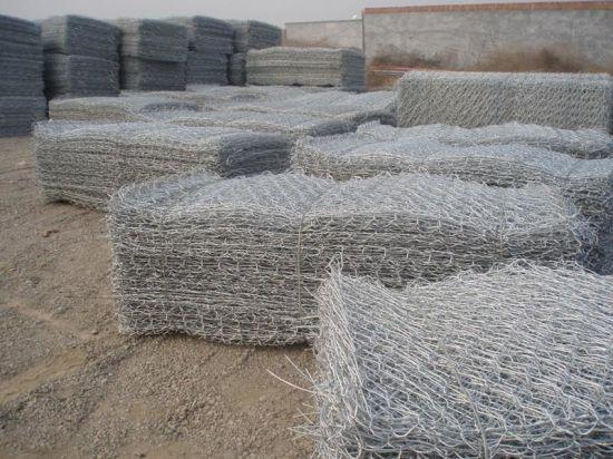 Gabion Mattressgabion Baskets in Steel Wire Mesh