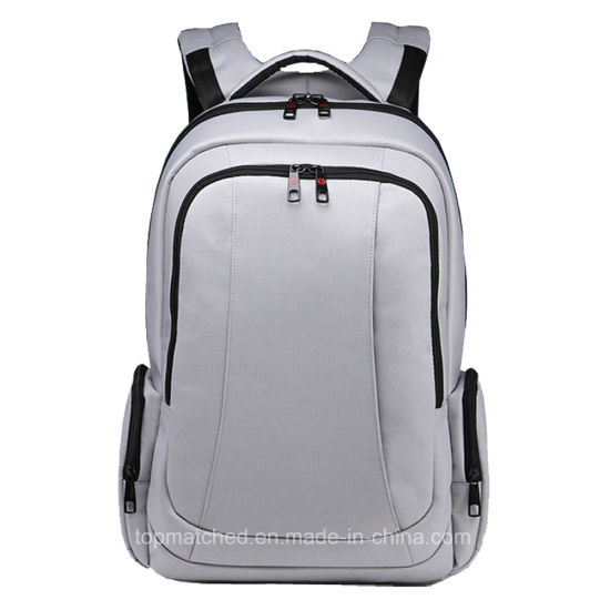 "Fashion Bagback for Men Anti-Theft Waterproof University School Student 14"" 17 Inch Laptop Backpack Bags pictures & photos"