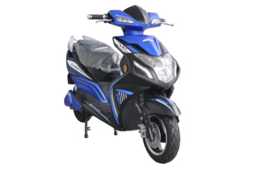 72V1000W Hot Sale Electric Motorcycle with Pedal, Electric Powered Moped for Adult (EM-028)