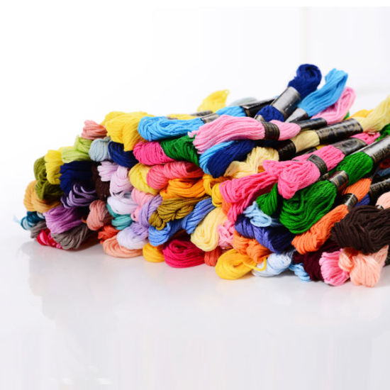 DMC Color Embroidery Floss Wholesale pictures & photos