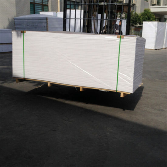 China Manufacturer 2050*3050mm PVC Free Foam Board with Excellent Quality pictures & photos