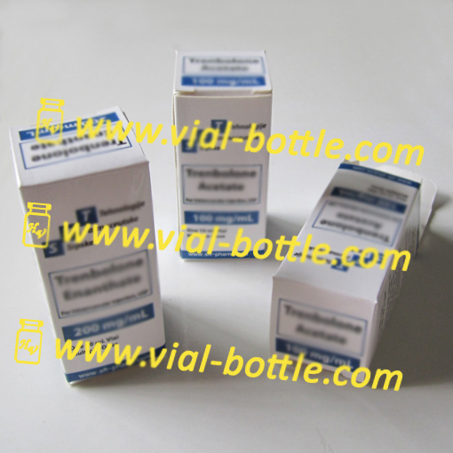 Cardboard Custom Logo Boxes Sample for 10ml Glass Bottles pictures & photos