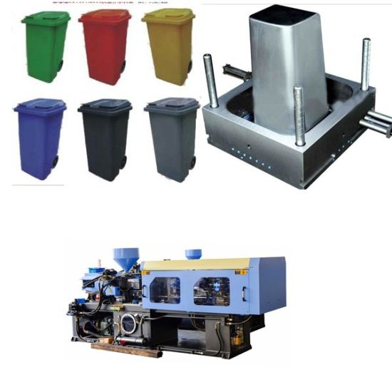 Household Plastic Products Making Machine 718t pictures & photos