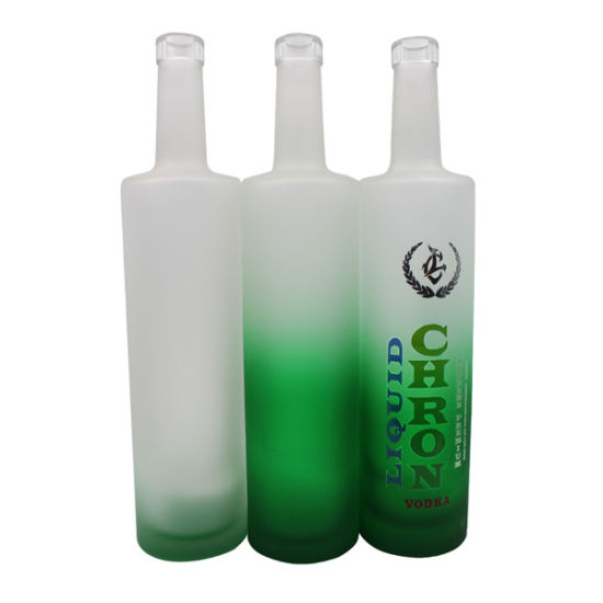 China Free Shipping Empty Whiskey Bottle Alcohol Free Vodka Coloured Glass Wine Bottles China Glass Bottle And Water Bottle Price