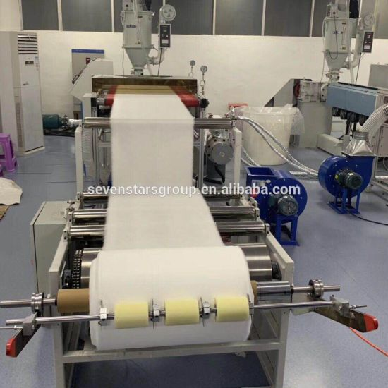 Sevenstars PP Melt Blown Extruder Fabric Cloth Making Machine