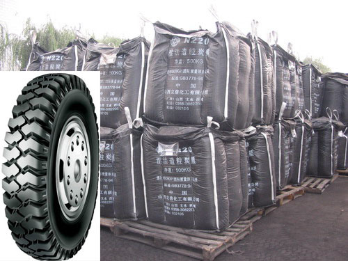 Carbon Black, Rubber Grade N330 N220 N550 N660, for Rubber/Tire/Tyre Industry pictures & photos