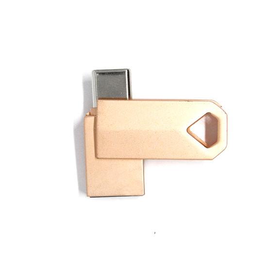 Wholesale Price USB 3.1 Type-C OTG USB Flash Drive 4GB 8GB 16GB 32GB 64GB (UL-TC004)