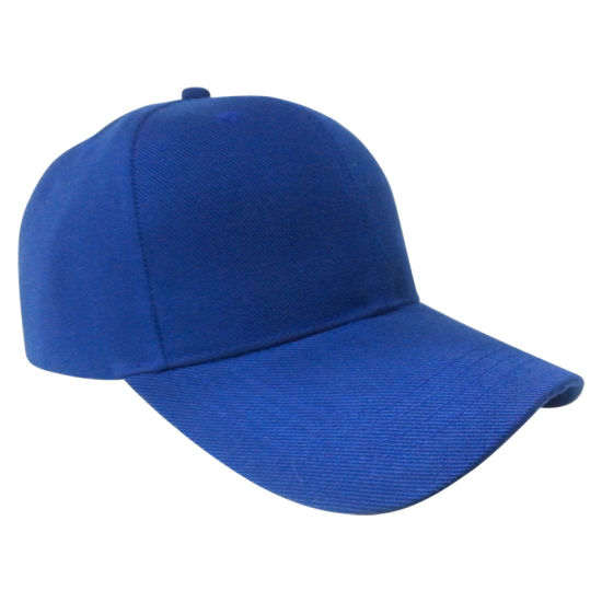 Cheap 6 Panel Baseball Cap Without Any Logo Bb-2 pictures & photos