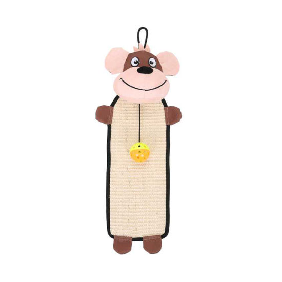 Wholesale Pet Cat Products Board Scratcher Cat Toy (YT97126)