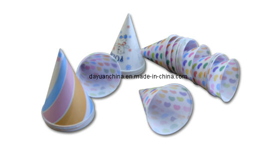 Paper Cone Cups (6OZ)