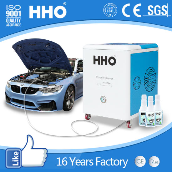 Mechanical and Delicate Engine Hho Carbon Cleaner