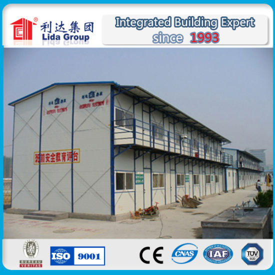 Prefab House for Accommodation (labor camp) pictures & photos