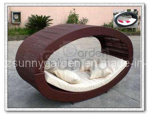 Garden Rattan Lounge Sg3012 China