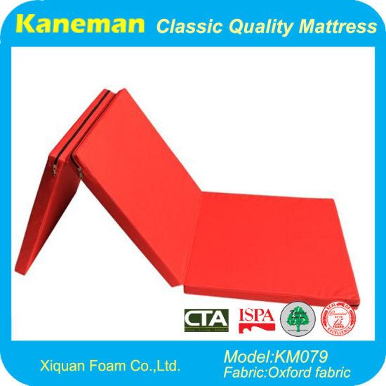 Single Size Waterproof Foldable Foam Mattress
