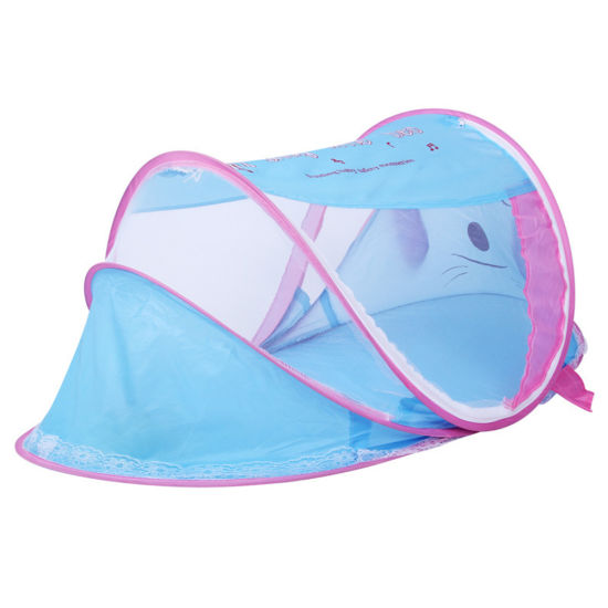 New Puppy Portable Folding Baby Mosquito Net pictures & photos