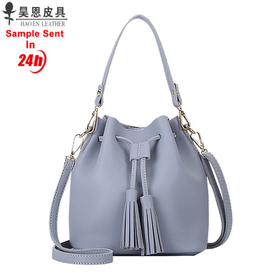 31517fd4af510 Guangzhou Factory 13 Years ODM/OEM Custom 2018 New PU Leather Fashion  Designer Women Female Tote Ladies Handbag. Get Latest Price
