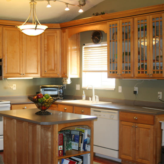 White Kitchen Cabinets Quality