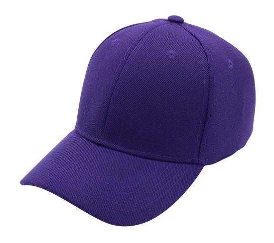 7a83c3bd8b3ba China Polyester Adjustable Plain Hat Baseball Cap Bulk with Velcro ...