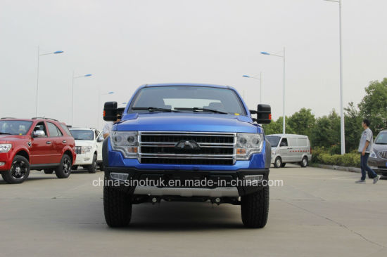 Best Selling K4 Pickup with 2WD Diesel Engine with 6mt