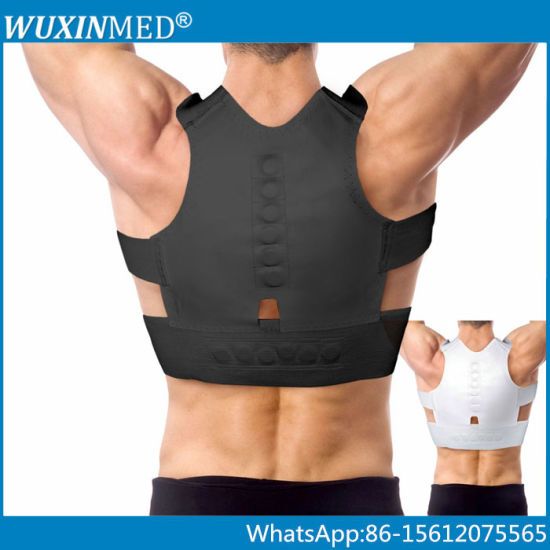 0f6c6900801 Maganetic Back Posture Shoulder Support Brace for Men and Women. Get Latest  Price