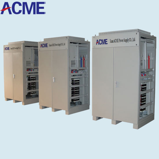 Solid State 60Hz Frequency Converter Power Supply of 200kVA