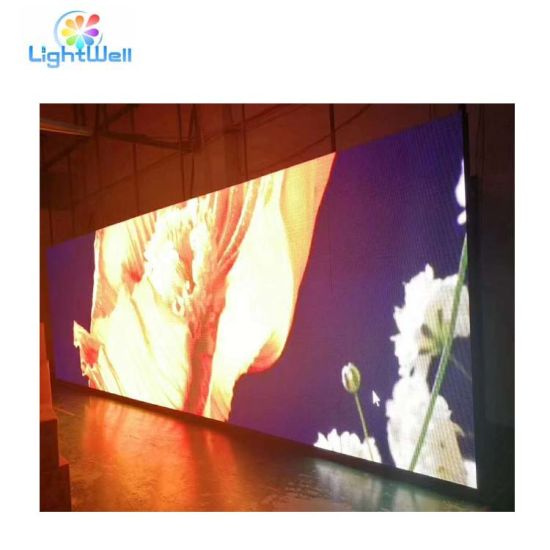 P6 LED Display Screen Zoo Free Video Large Outdoor Advertising LED Display