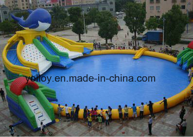 Inflatable Aqua Park Inflatable Water Toys for Summer pictures & photos