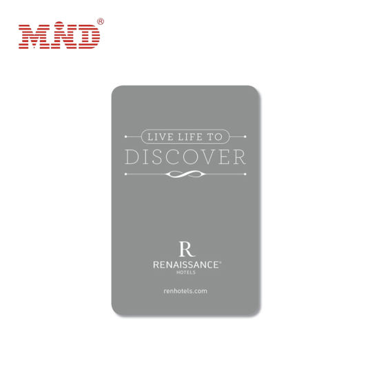 Printed RFID Proximity Smart Encoded Hotel Key Card pictures & photos