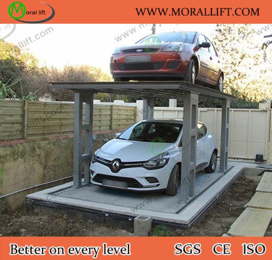 Hydraulic Garage Parking Scissor Car Lift