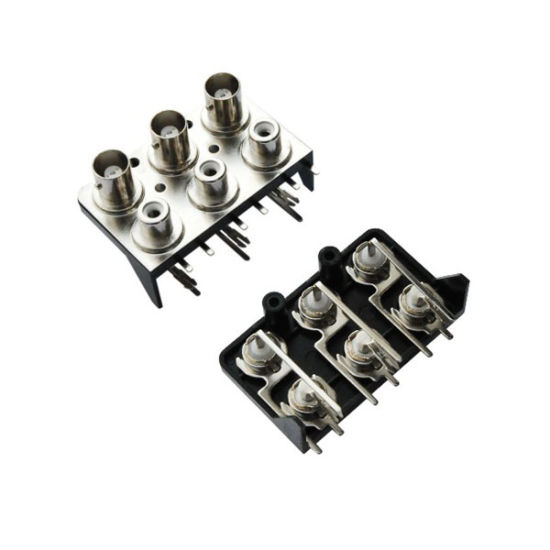 BNC to RCA Connector Female Connector