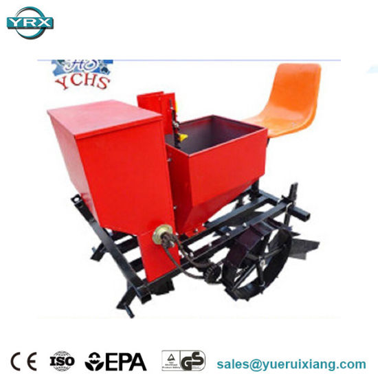 New One Row Potato Planter Most Popular In China China One Row