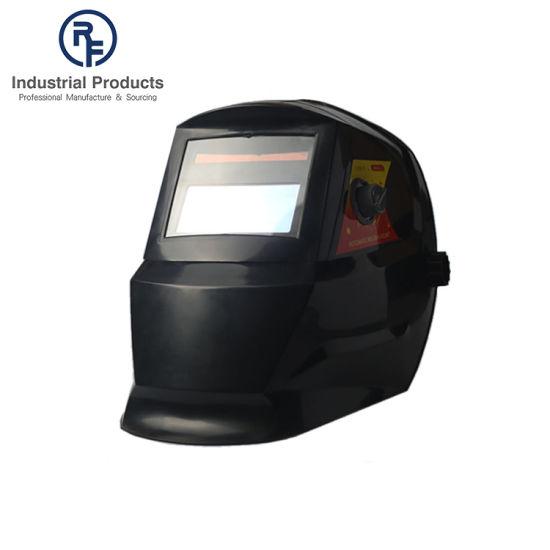 Hot Sale High Quality Industrial Safety Auto Black Darkening Welding Helmet