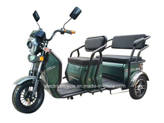 Hot Sale Electric Foldable Tricycle for Family Use