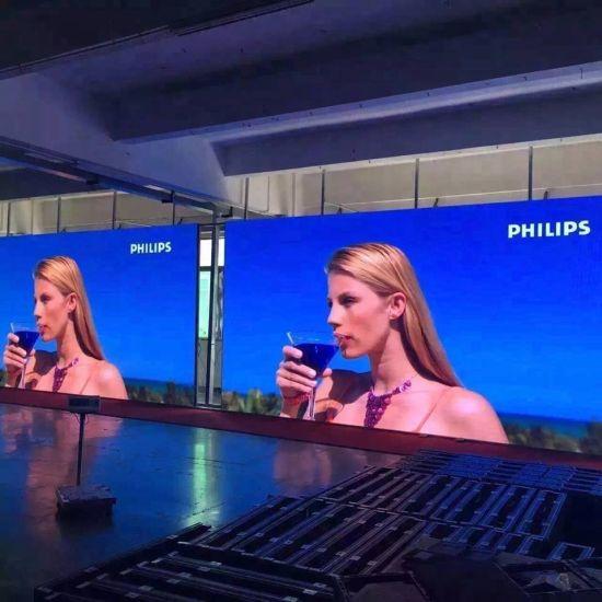 High Pixel P4.81 Indoor Screen for Rental
